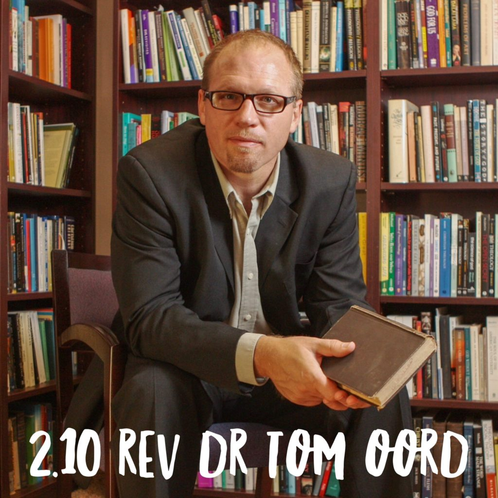 2.10 Rev Dr Tom Oord